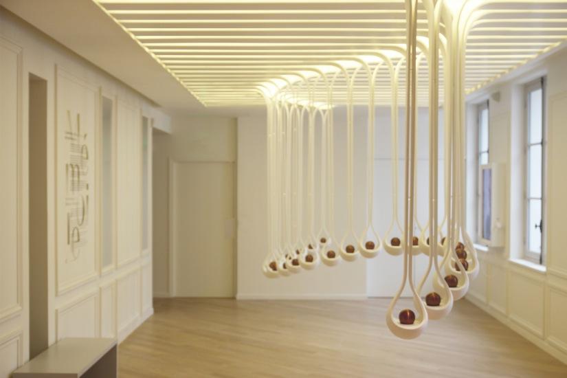 Lyre des senteurs ou Scent Drops - Grand Musée du Parfum