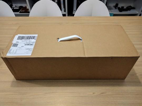 La box livrée